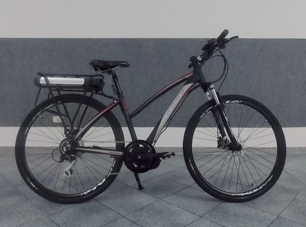 Bici elettrica brooklyn domeitalia for Bici pieghevole elettrica usata